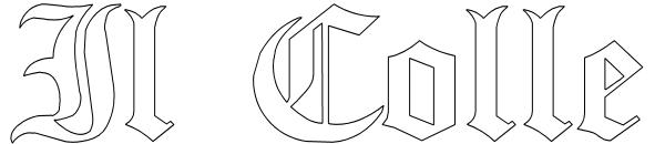 Olio del Colle